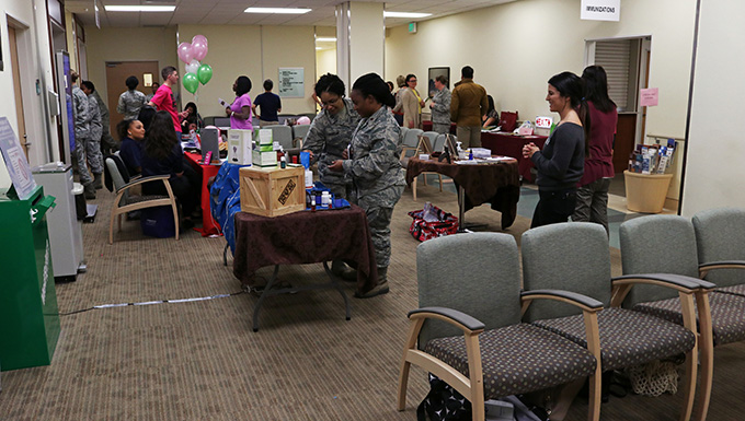 MDG holds women's health event