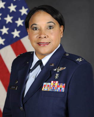 Col. Iris A. Reedom - 374th Medical Group Commander