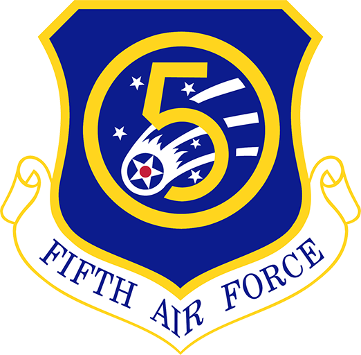 5th Air Force Emblem