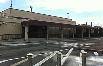 Yokota Air Base Passenger Terminal Information